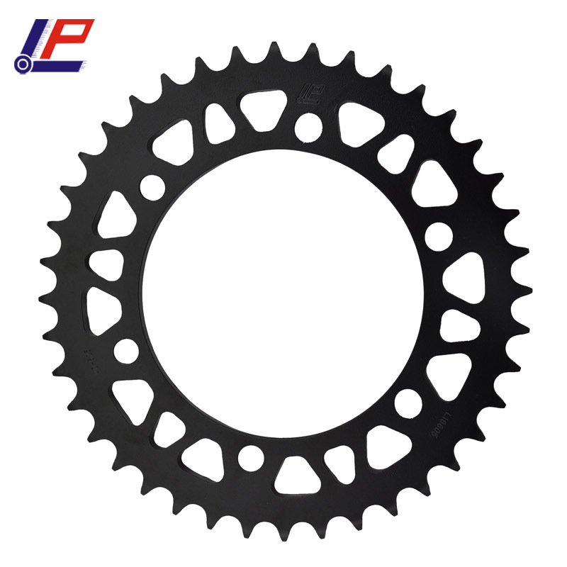 LOPOR 525 40T Motorcycle Rear Sprocket For KAWASAKI W650 99 06 ZR 7 99 03 ZR750