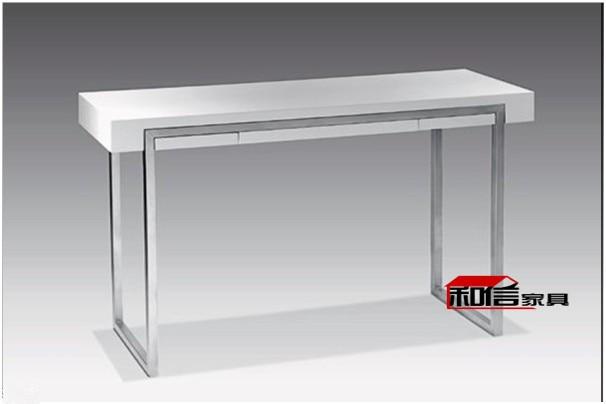 IKEA Desk Desk Minimalist Black And White Paint Simple Desktop Computer Desks  Home Office Desk Study