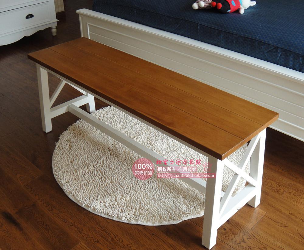 Online kopen wholesale wit houten tweepersoonsbed uit china wit ...