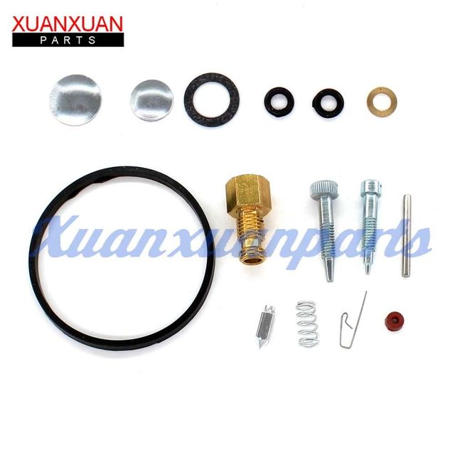 US $8 99 |Carburetor Carb Rebuild Repair Kit For TVM195 TVM220 TVXL195  TVXL220 Lawn Mower-in Chainsaws from Tools on Aliexpress com | Alibaba Group