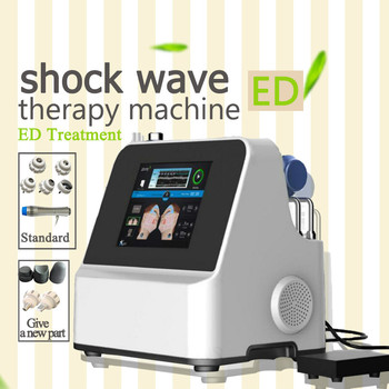 4 bar shockwave therapy ESWT Plantar Fasciitis weight loss body slimming machine