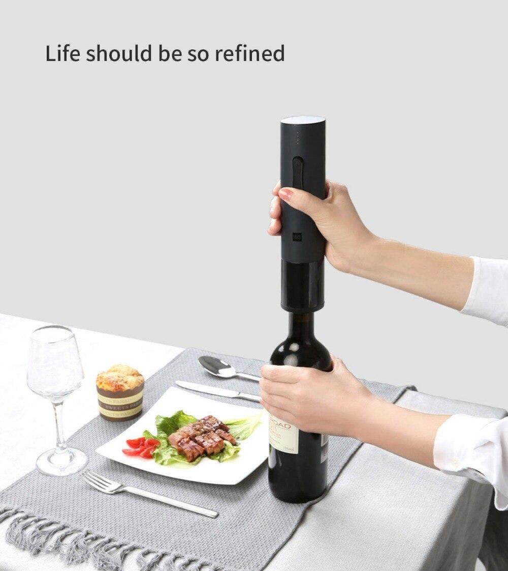 Xiaomi huohou abridor de garrafa automático vinho