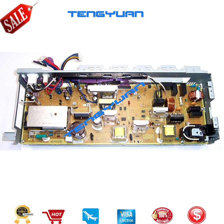 Free shipping 100% test original for HPCP3525 power supply board RM1-5686-000CN RM1-5686(220v)RM1-5685-000CN RM1-5685 (110V) free shipping original 2p p1 11123f tamura power supply board wrap board s39235k original 100