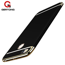 Luxury 3 in 1 Hard PC Phone Case For