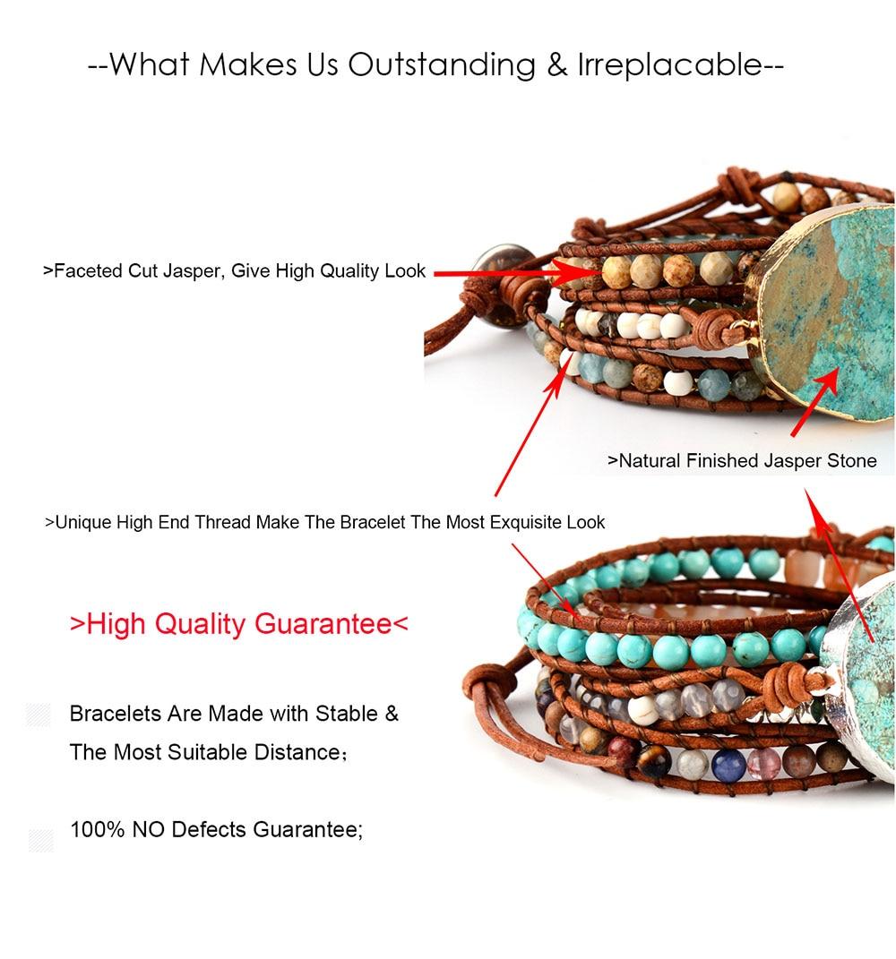 Women Wrap Bracelet-OK