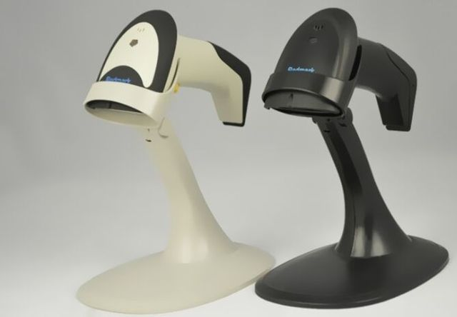 Laser barcode scanner Automatic barcode scanner Automatic induction scanner with stand