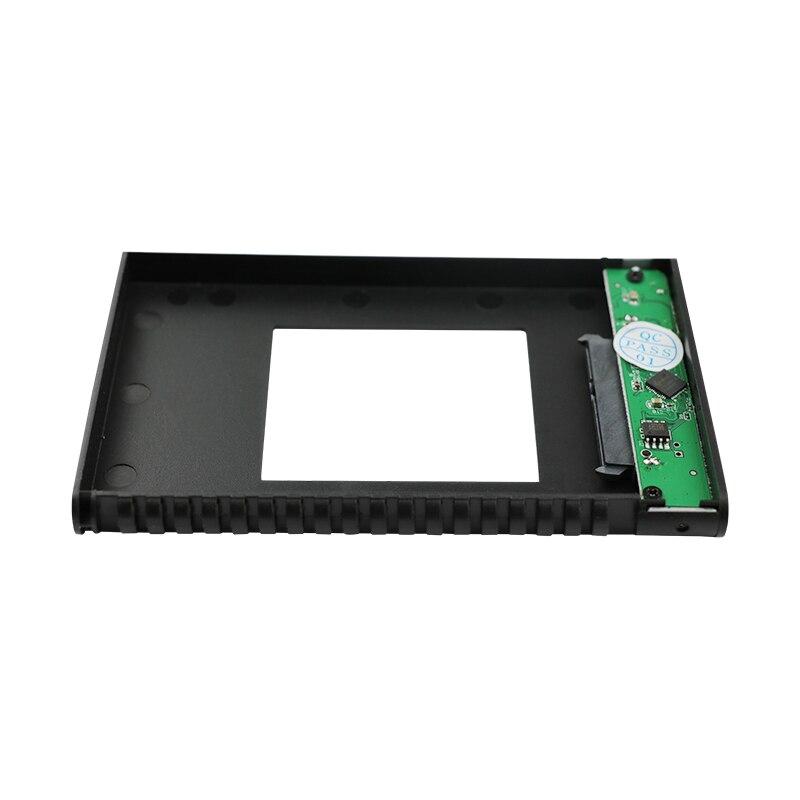 2pcs / lot 2 5 pouces disque dur boîtier USB 3.0 ssd sata III - Stockage externe - Photo 6
