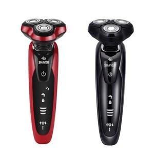Image 1 - 4D floating razor electric car USB rechargeable multi function body wash beard knife razor
