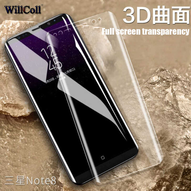 Screen Protector Note8 S8 Plus s6 S7 Edge plus For Samsung Galaxy S9 S8 plus Note 8 S7 cover Film Soft Screen Protector
