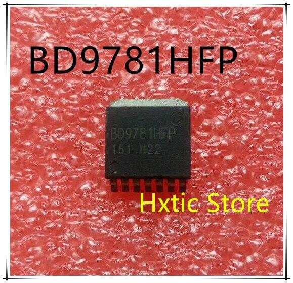 NEW 10PCS LOT BD9781 BD9781HFP TO263 7