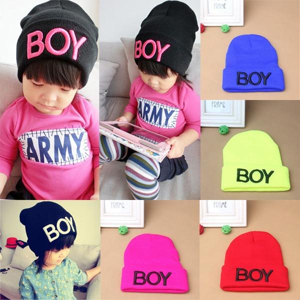 Detail Feedback Questions about Fashion Newborn Kids Girl Boy Woolen Ski  Hats Winter Boy Skull Hat Warm Beanie Caps on Aliexpress.com  3050a3de4cf