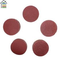 2 inch 50 mm Sander Disc Sanding Polishing 60 80 120 150 180 240 320 400