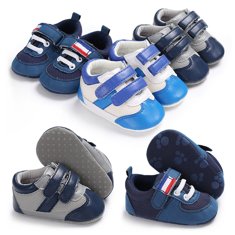 Baby Boys Shoes Toddler Newborn Baby Boy Girl Mesh Sports Sneakers Baby Infant Bebe Soft Soled First Walkers Crib Moccasins