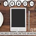 Мини 5-дюймовый ЖК-планшет для рисования  цифровой планшет для рисования  умный почерк  портативная графика  сообщения  блокнот с блокировко...