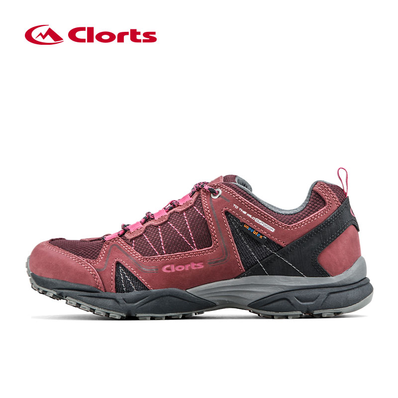 Clorts Woman Trekking Shoes Suede Leather Waterproof Shoes Breathable Hiking Shoes Outdoor Sneakers Shoes For Women 6270726 684 suede shoes
