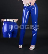 attractive rubber latex trousers