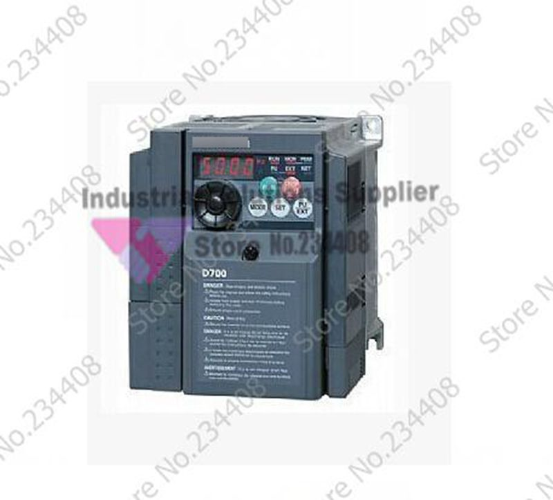 Input 1 ph 220V Output 3 ph Frequency Converter Inverter FR-E720S-2.2K-CHT 2.2kw 220v 200~240V 10A 0.2~400Hz New Original new original inverter fr a740 15k c9