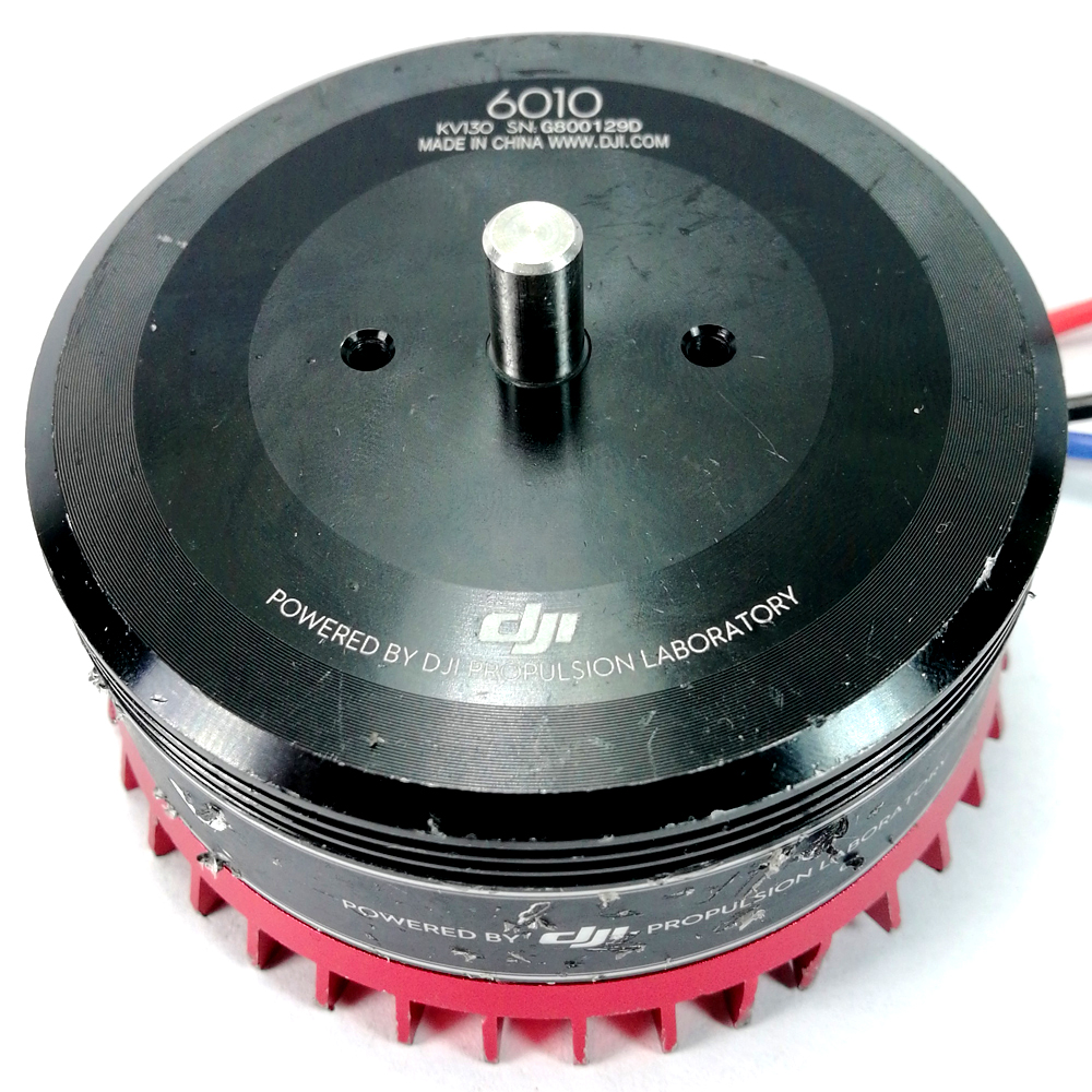 1pc 6010 Swiss <font><b>Motor</b></font> <font><b>Brushless</b></font> Outrunner DC <font><b>motor</b></font> Strong power supply <font><b>130KV</b></font> Large Torque External Rotor <font><b>Motor</b></font> with Large Thrust image