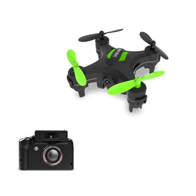 DHD D2 МИНИ С 2.0MP HD Камера Режим Безголовый RC Quadcopter RTF Один ключ, чтобы вернуть Левая Рука Дроссельной Заслонки поддержка SD карт