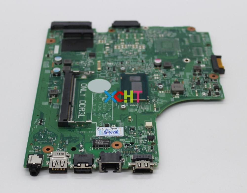 Image 5 - Для Dell Inspiron 3542 CN 06YPRH 06 yprh 6 yprh SR1EF I5 4210U DDR3L Материнская плата Рабочая-in Материнская плата для ноутбука from Компьютер и офис