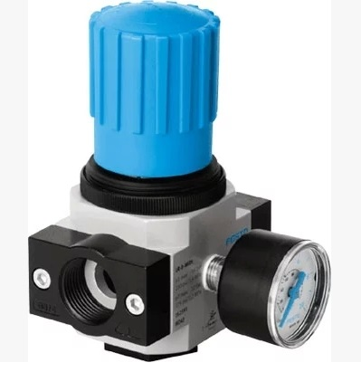 LR-1/4-D-7-1-MINI Germany FESTO pneumatic pressure regulating valve for a week delivery 2015 h1765