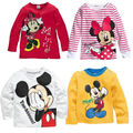 (LL68)2016 Hot  Baby Girls Boys Kids  Long Sleeve Blouses Tops Shirt Hoodies