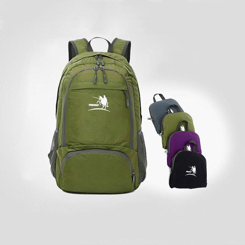 35L de Nylon Impermeable Plegable Mochilas bolsa de Deporte de Montañismo Mochil