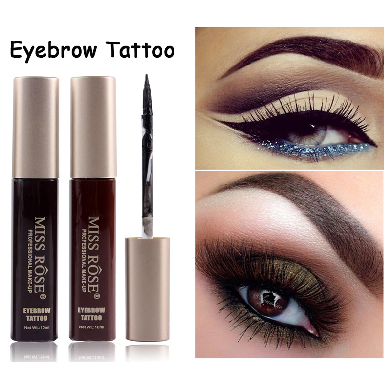 Brand MISS ROSE Easy To Wear Liquid Tattoo Eyebrow Tint