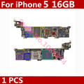 16 GB Original desbloqueado placa-mãe para o iPhone 5 5 G placa-mãe para o iPhone 5 5 G placa lógica do telefone móvel