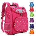 Высокое качество детская школа сумка ортопедические рюкзак для мальчиков девочек звезды детские мультики Mochila Infantil детский сад начальная 1-6