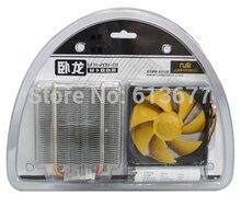 90 мм вентилятор 2 тепловыми трубками VGA кулер, для видеокарты кулер охлаждения, VGA вентилятор, CoolerBoss GFH-209-01