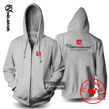 DOTA2 The International Hoodie Jacket