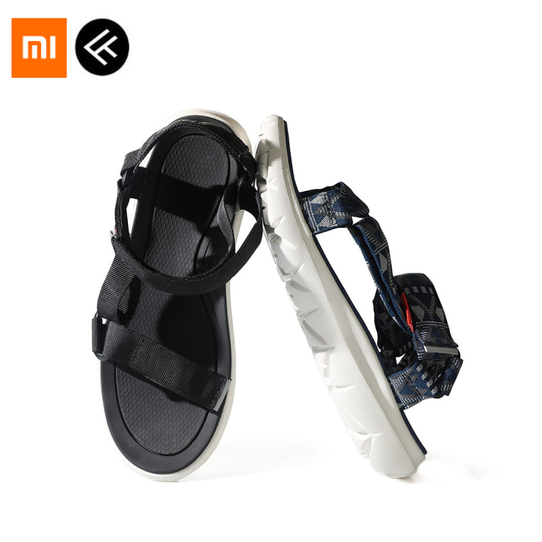 Xiaomi Mijia Curved Magic Belt Sandals Non-slip Wear-resistant Free Buckle Sandals Suitable For Spring And Summer Smart