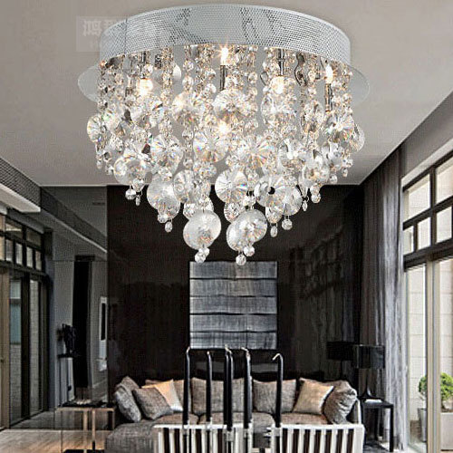 Exceptional Austrian India K9 Crystal Decorative Lighting Lamps Sunflowers Piece Living  Room Lamp Bedroom Lamp Lights Restaurant Part 16