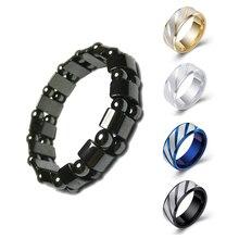 Fitness weight loss bracelet biomagnetic Magnetic Ring Healt