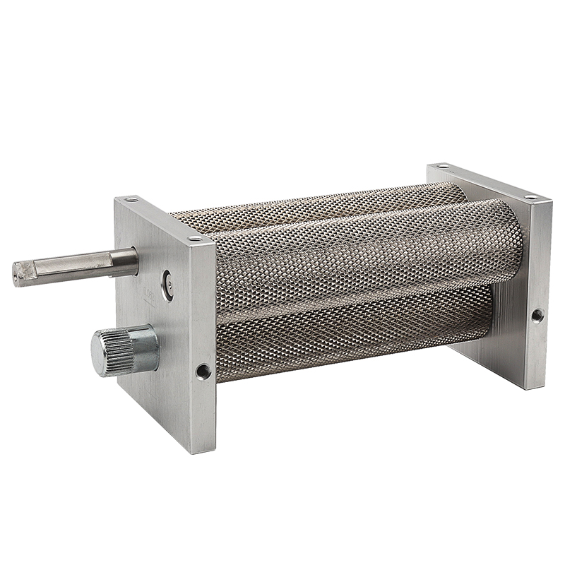 New Hot! Portable Grinder Stainless Steel 3 Rollers Manual malt mill Barley Crusher Malt Grain for Home brewing