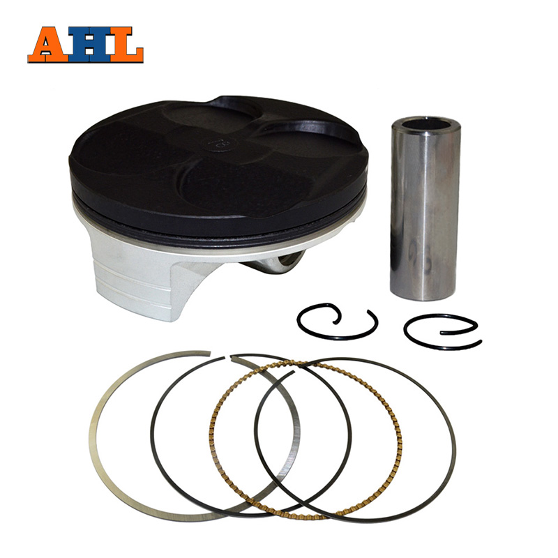AHL Bore size 78mm STD  Piston & Ring & Clip Kit For HONDA CRF250 CRF250R 04-09 CRF250X 04-13 Motorcycle Engine Parts m12 04 nch std