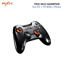 PXN PXN 9613 Gamepad Wireless Bluetooth Game Controller Portable Handle Bracket for PC Tablet Android Smartphone TV Box