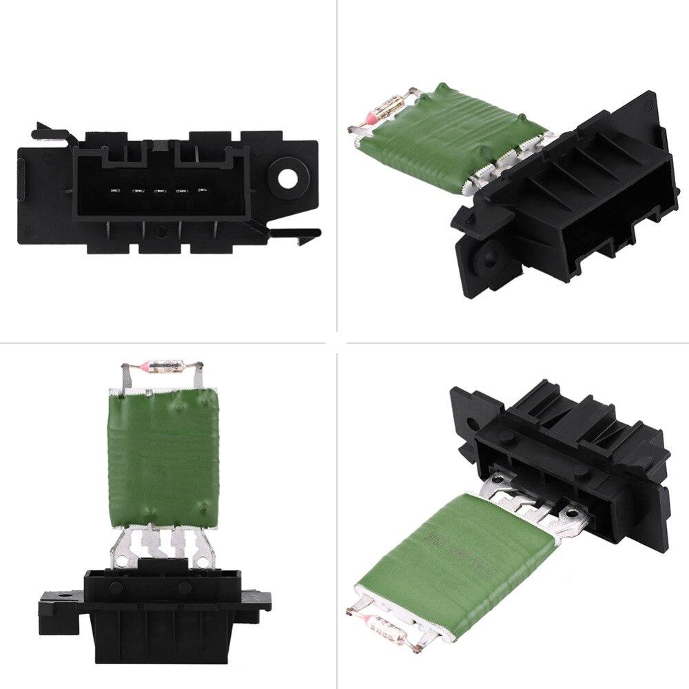 juego completo del resistor del ventilador del motor con cableado del arn/és de la reparaci/ón del cableado Regulador del ventilador del resistor del motor