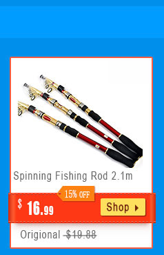 m 2.7 m isca vara de pesca