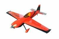 Red Scheme Model Plane MXS R 64 20cc Gas 6 Channels ARF RC Airplane