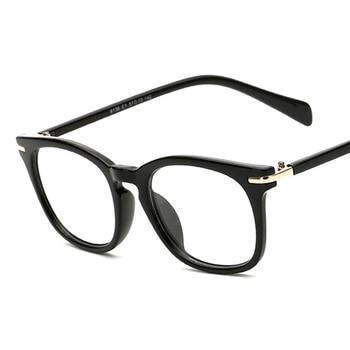 Mewah Kacamata bingkai Wanita Merek Designer Vintage Retro Optical Kacamata Frames oculos de grau 2017 Kacamata Wanita Kualitas Tinggi