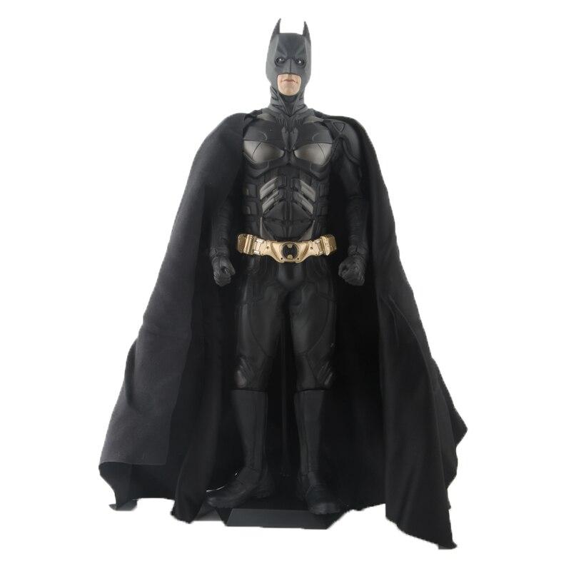 Fou Jouets DC Super Hero The Dark Knight Rises Batman Chiffres 1/4 Échelle de Collection Figure 40 cm 16