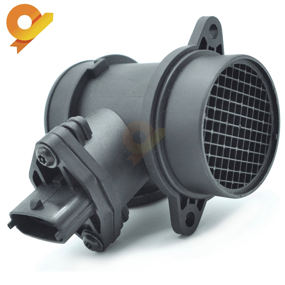 Mass Air Flow Meter MAF Sensor For Fiat Doblo Cargo Idea Panda Lancia Musa Ypsilon 2003-2016 1.3 JTD 16V 0281002613 517745310 катушка зажигания для alfa romeo fiat 500 bravo doblo idea panda lancia 46777288