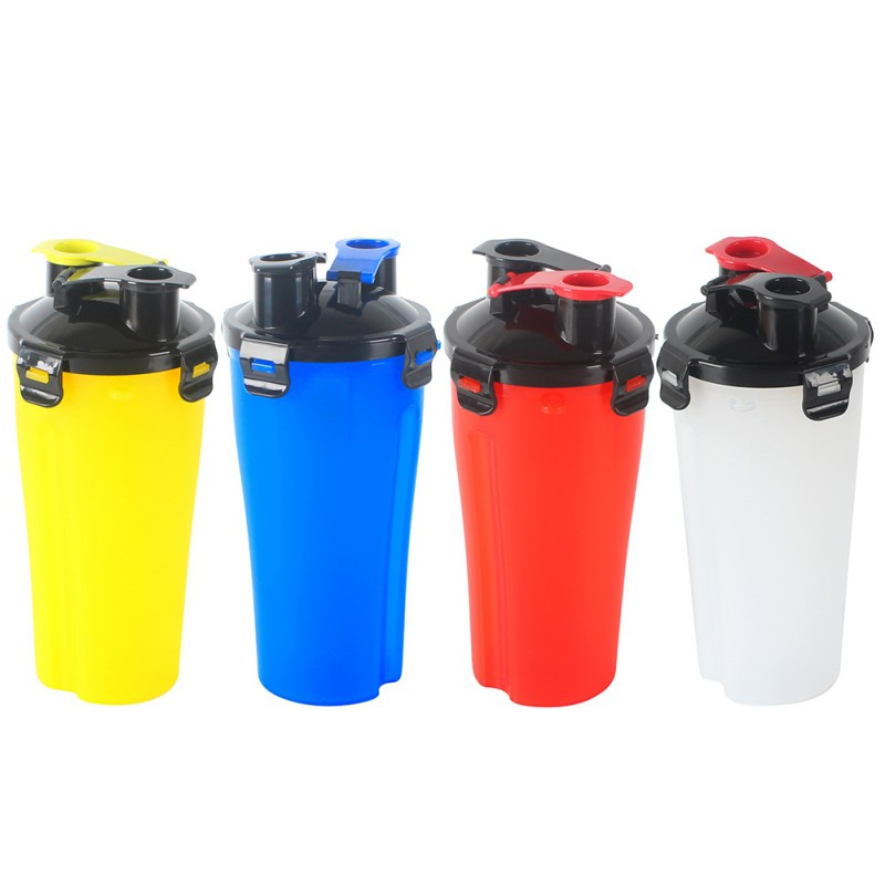 Portable Pet Bottle Feeder Dog Food Water Cup Container Outdoor Drinking Dog Feeders