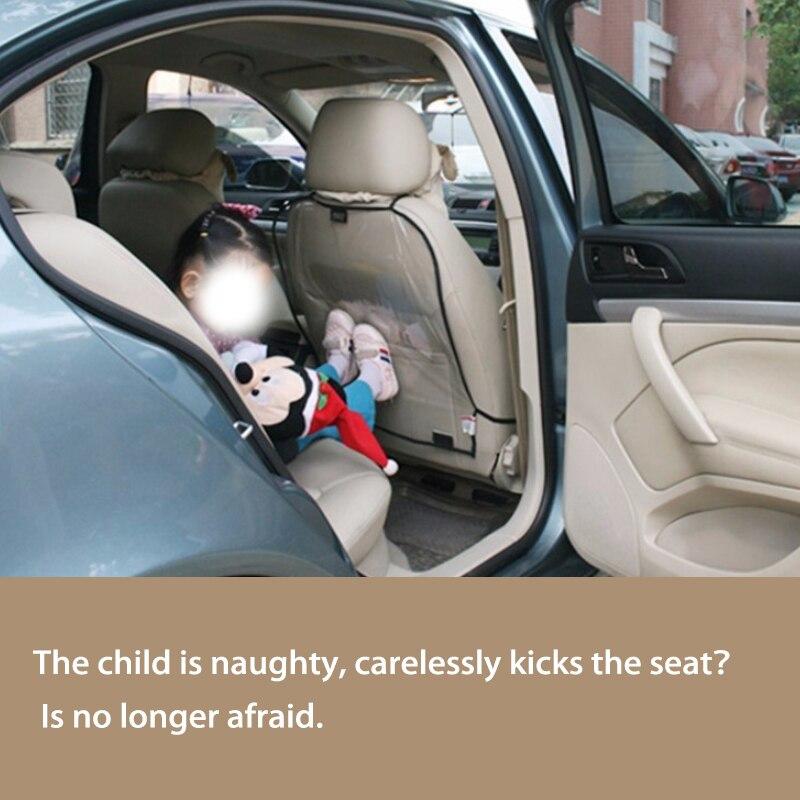 CNparts автомобильные аксессуары детский анти-удар коврик протектор для Renault, Hyundai Creta Tucson peugeot 207 508 206 307 308 Seat Leon