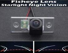 1080P Fisheye Lens Trajectory Tracks Rear view Camera For Skoda Fabia 2008 2009 2010 2011 2012 2013 Octavia RS Backup Camera skoda fabia rs