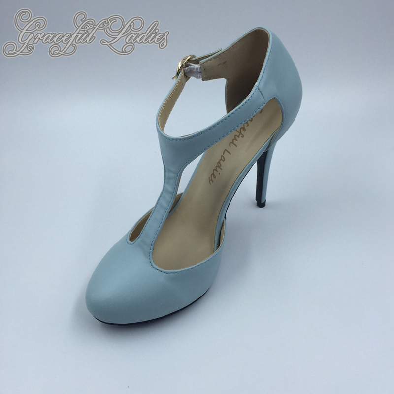 Compare Prices on Light Blue Wedding Shoes- Online Shopping/Buy ...