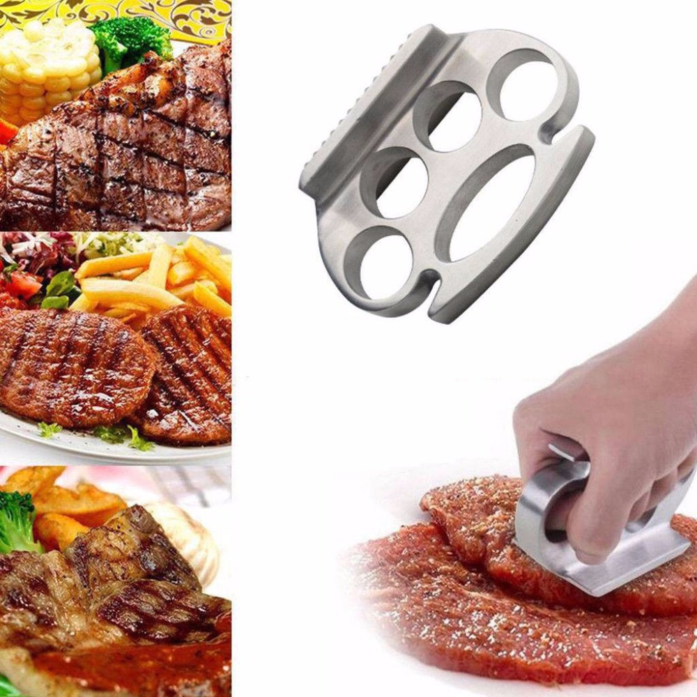 Profesión ablandador de carne mazo de cocina nudillo libras cocina Gadgets Accesorios comida cena cocina carne herramientas Dropship