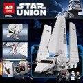 LEPIN 05034 Star Series Guerra A Nave Imperial Mini-montados Brinquedos de Blocos de Construção Tijolos Compatível com 10212 Presentes